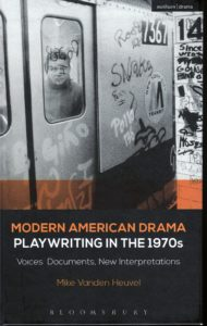 Playwriting in the 1970s